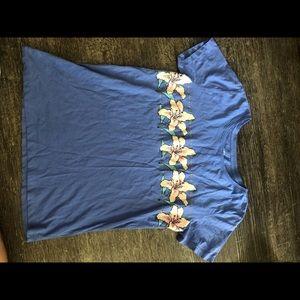 Blue O'Neil T-shirt